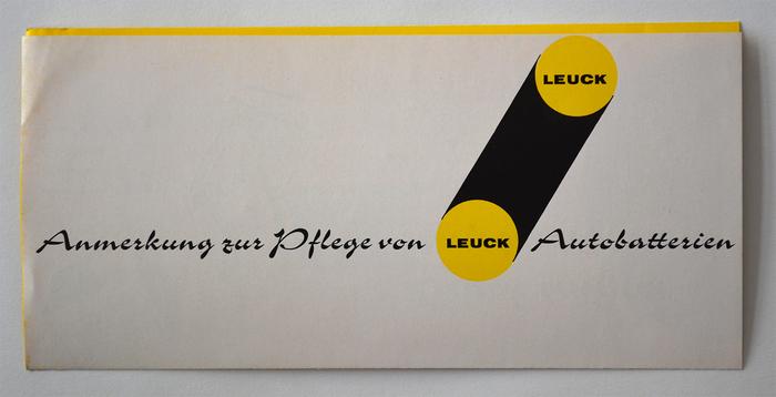 Anmerkung zur Pflege von Leuck Autobatterien 2