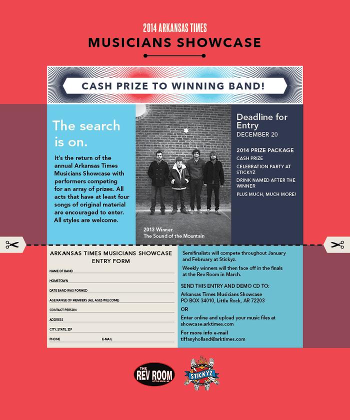 Musicians Showcase 2