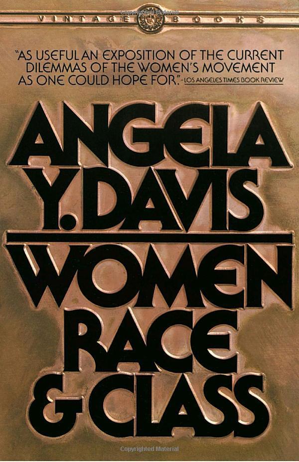 Women, Race, & Class by Angela Y. Davis, Paperback Edition