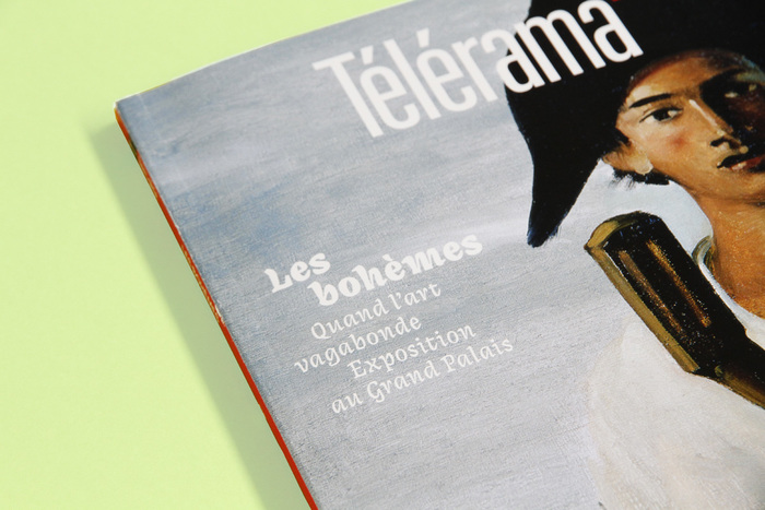 Télérama, September 2012 Issue 1