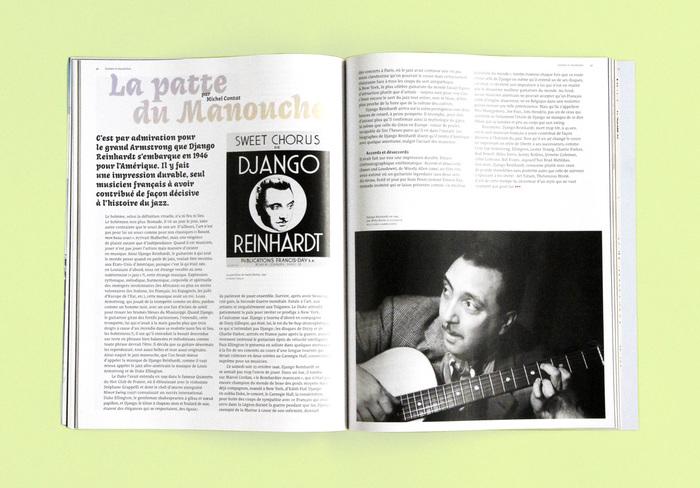 Télérama, September 2012 Issue 3