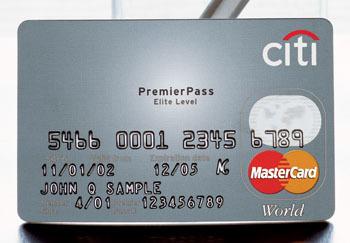 Citibank Identity 4