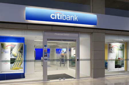 Citibank Identity 8