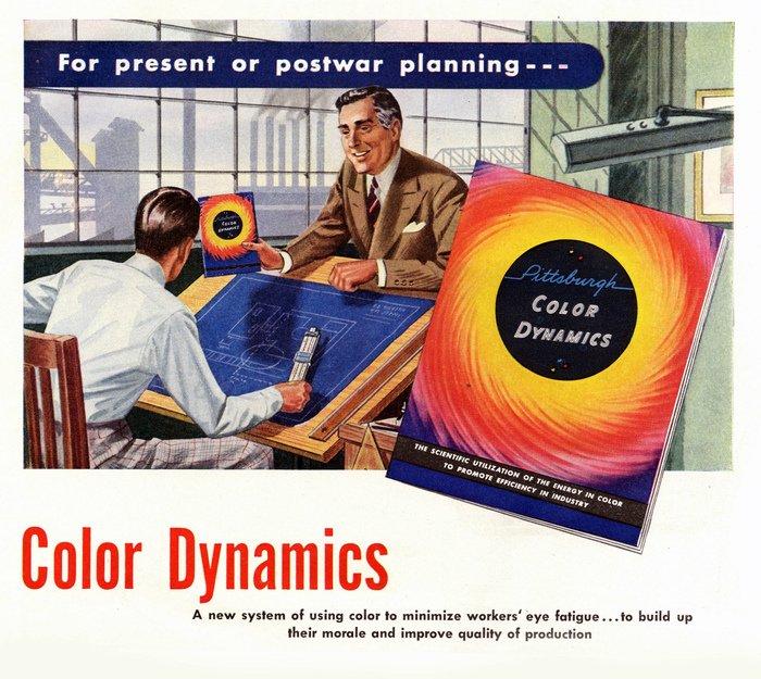 Pittsburgh Color Dynamics ad