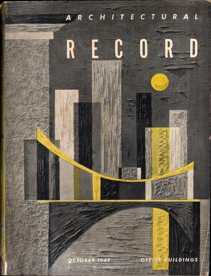 Architectural Record, 1947 2