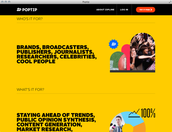 Poptip Website 5