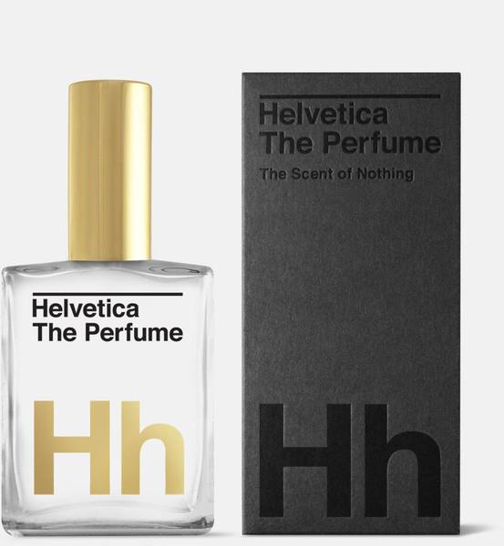 Helvetica The Perfume 2