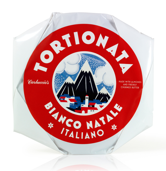 Carluccio's Tortionata & Holiday Poster 1