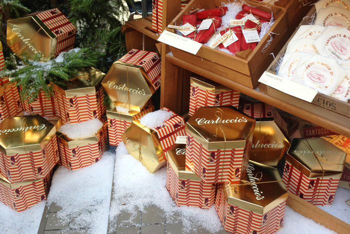Carluccio's Christmas Gift Boxes 2