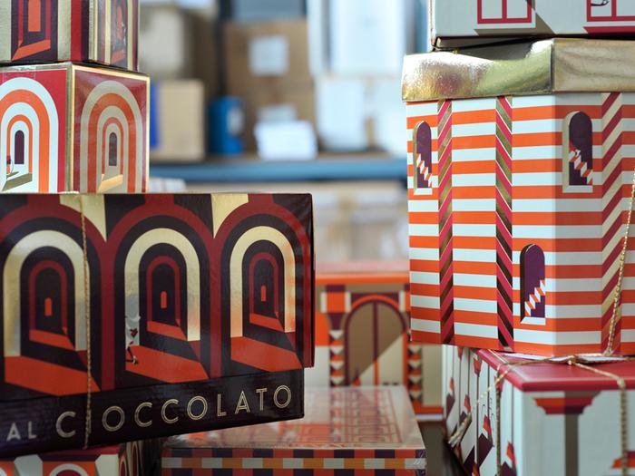 Carluccio's Christmas Gift Boxes 7