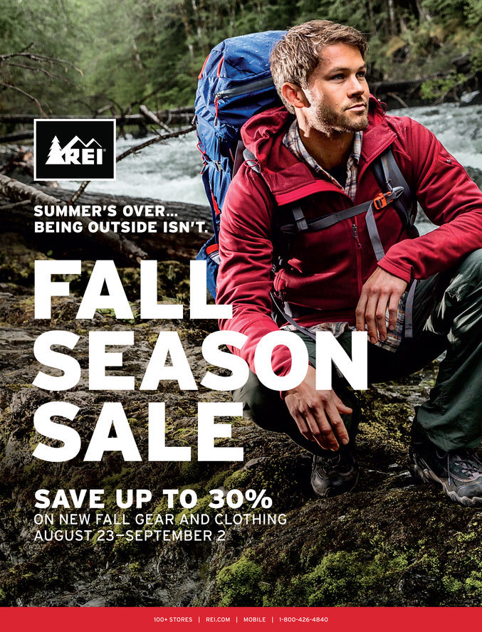 REI Websites, Catalog, and Video 12