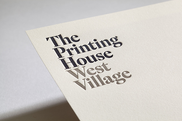 The Printing House identity 3