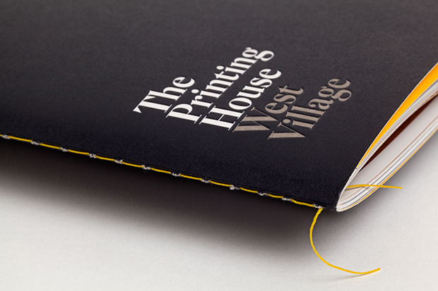 The Printing House identity 5