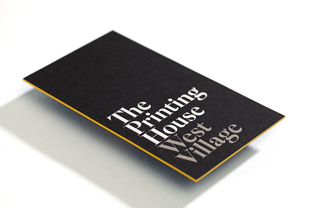 The Printing House identity 2