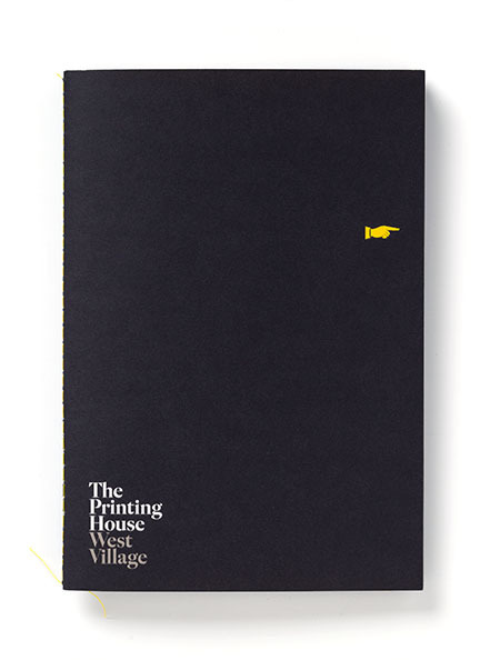 The Printing House identity 7