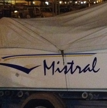 """Mistral"", the Boat"