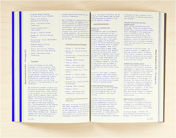 Royal Academy of Art Study Guide 2013–2014 6