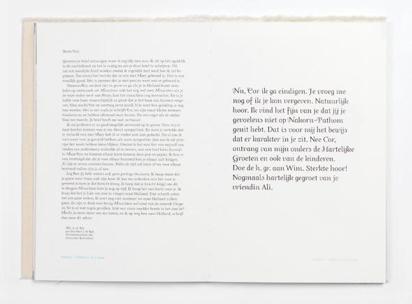 Brieven aan Cornelis (Letters to Cornelis) 3