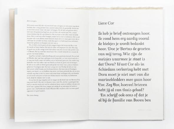 Brieven aan Cornelis (Letters to Cornelis) 4