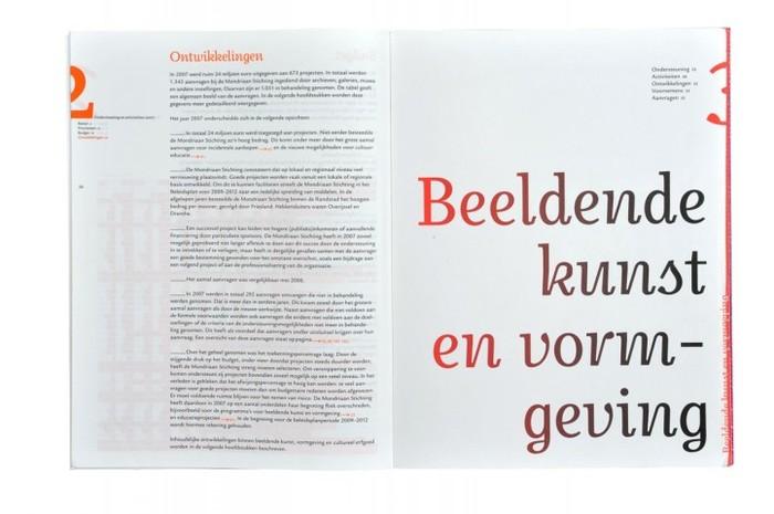 Mondriaan Stichting Jaarverslag 2007 2