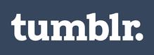 Tumblr Logo, 2007–2013