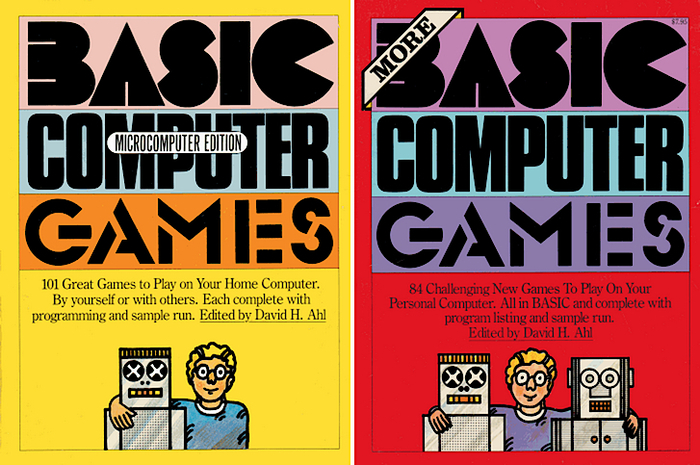 BASIC Computer Games: Microcomputer Edition 1