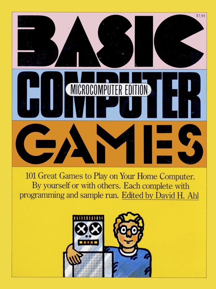 BASIC Computer Games: Microcomputer Edition 2