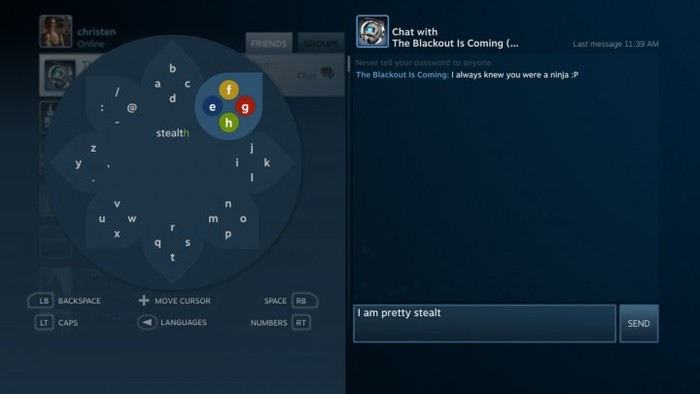 Valve's Steam Gaming Platform 11