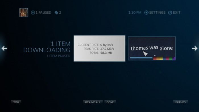Valve's Steam Gaming Platform 12
