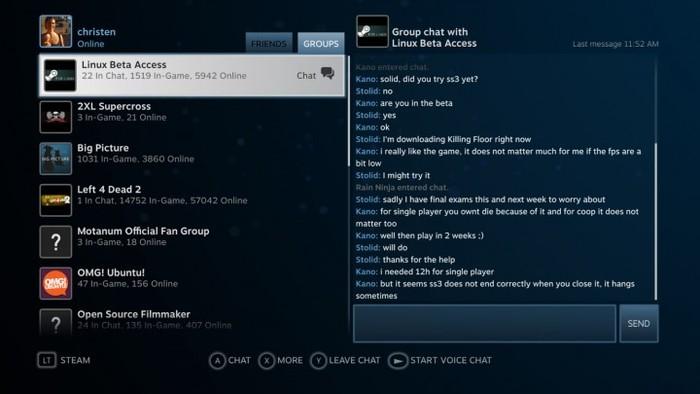 Valve's Steam Gaming Platform 9