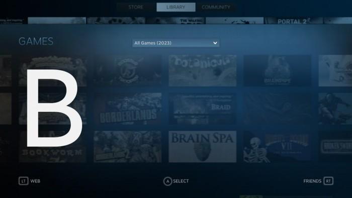 Valve's Steam Gaming Platform 7