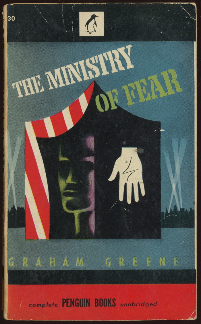 The Ministry of Fear, Penguin Paperback