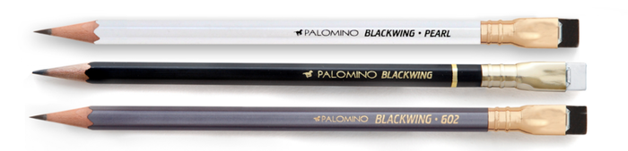 Palomino Blackwing pencils and packaging 2