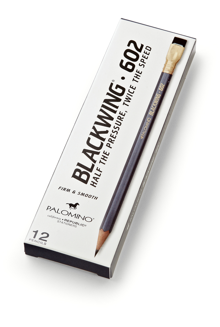 Palomino Blackwing Pencils and Packaging 4
