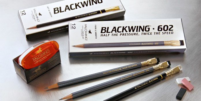 Palomino Blackwing pencils and packaging 9