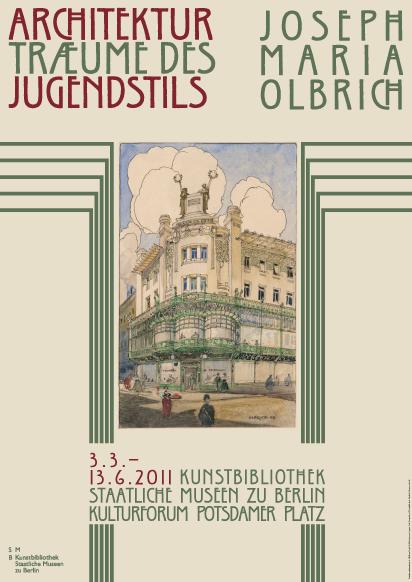 Architekturträume des Jugendstils at Kunstbibliothek