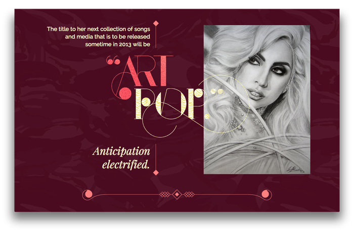 Lady Gaga feature website 2