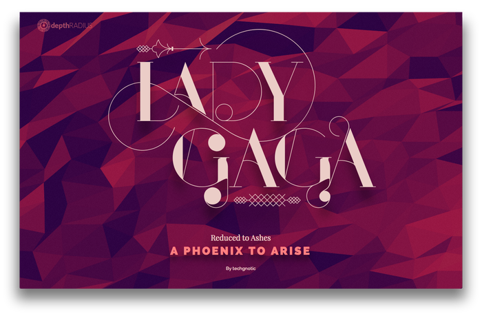 Lady Gaga feature website 6