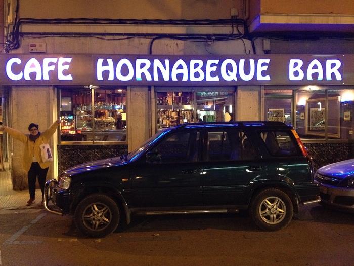Cafe Hornabeque Bar