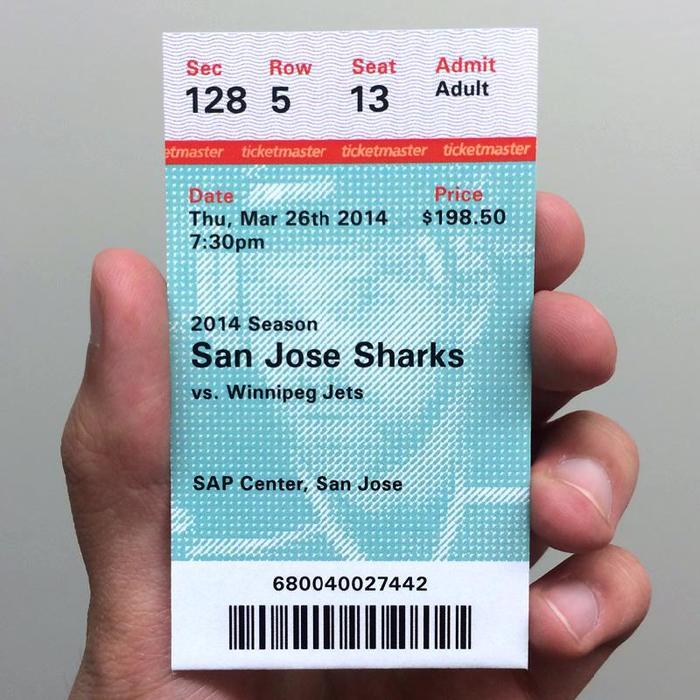 Ticketmaster Ticket Redesign Proposal 2
