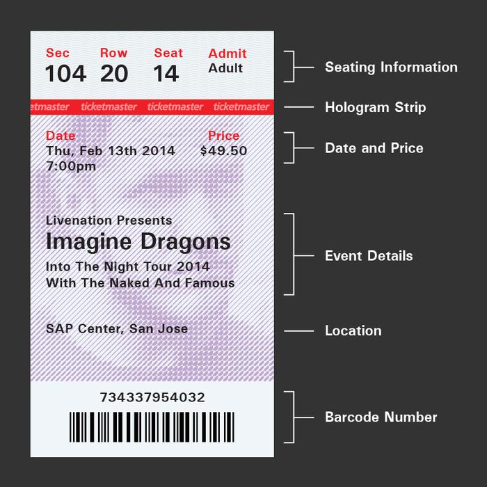 Ticketmaster Ticket Redesign Proposal 10