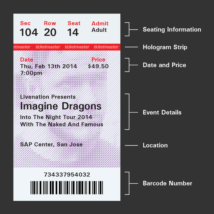 Ticketmaster Ticket Redesign Proposal 10