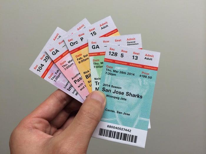 Ticketmaster Ticket Redesign Proposal 11