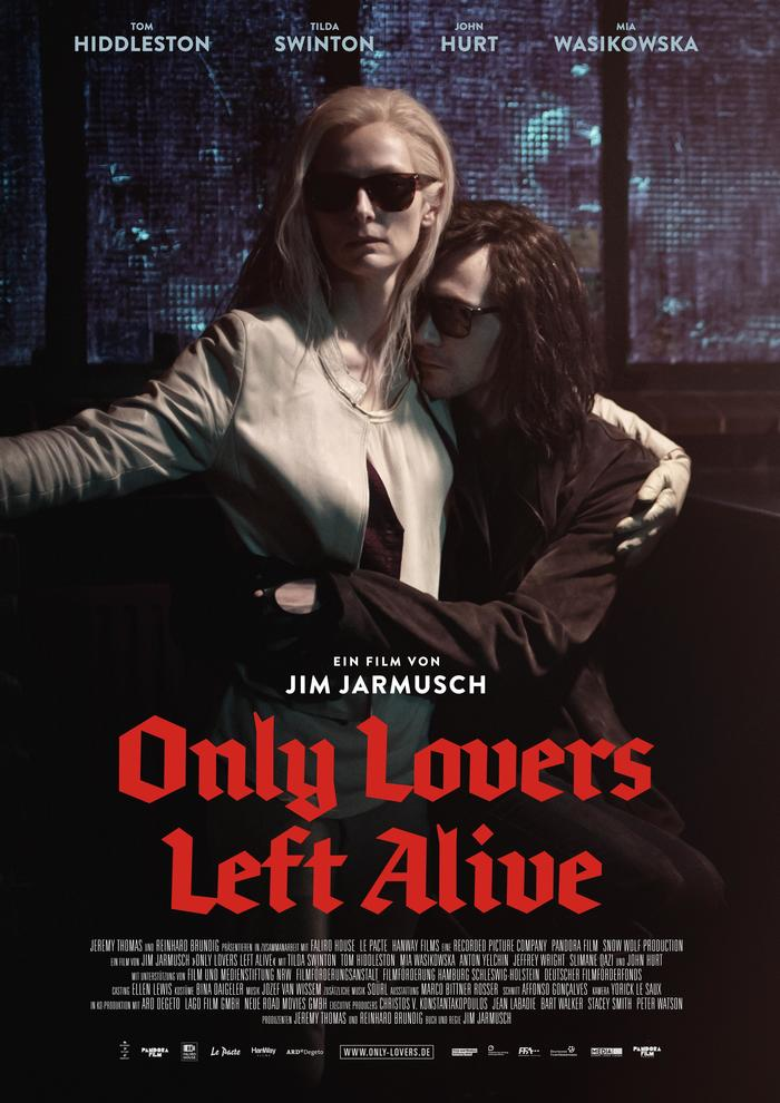 Only Lovers Left Alive posters 1