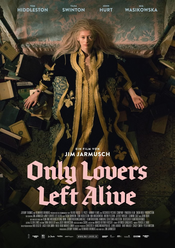 Only Lovers Left Alive posters 2