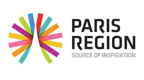 Paris Region Logo & Corporate Design 1