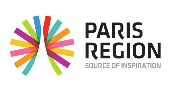 Paris Region Logo & Corporate Design 1