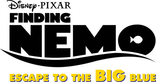 Finding Nemo logo and posters 1
