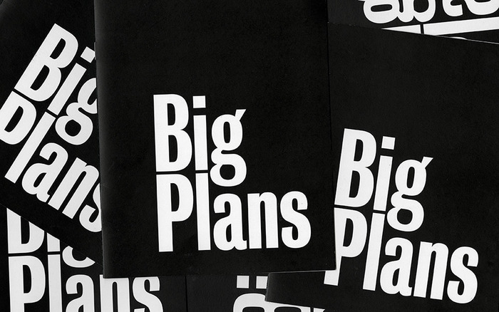 Big Plans exhibition design 6