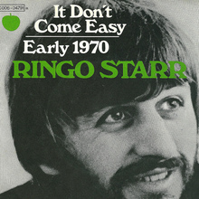 """It Don't Come Easy"" – R<span>ingo Starr (France)</span>"
